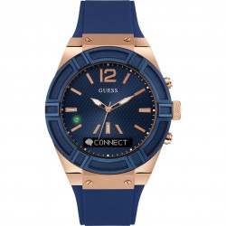 Guess Connect Montre Intelligente GPS compatible via smartphone Android et Ios